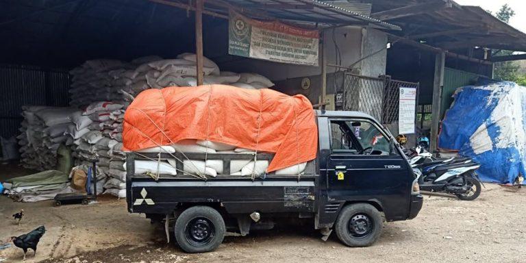 Mobil Pickup CV Nuansa Baru, maksimal muat 1.5 ton